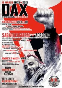 Roma per Dax