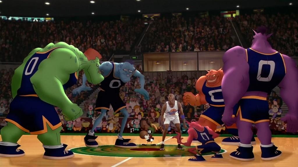 Come mi sono sembrati gli Hell's Basket nel riscaldamento. Il 69 è quello blu. Io NON sono quello in maglia bianca