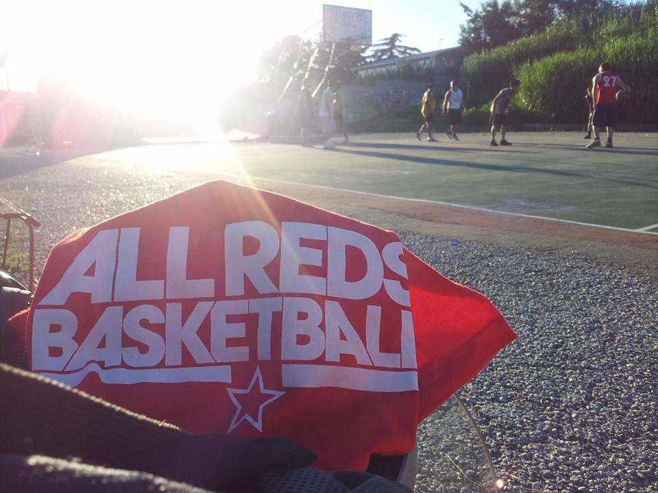 """> messaggio promozionale «Ce l'avete voi la maglia """"ALL REDS""""? Non sarete veri tifosi, senza...»<"""