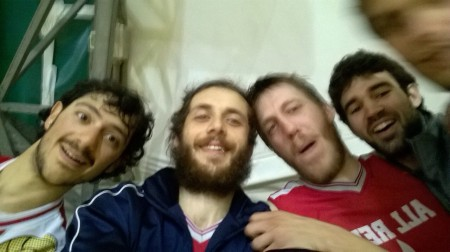Selfie playoff, come le squadre fiche