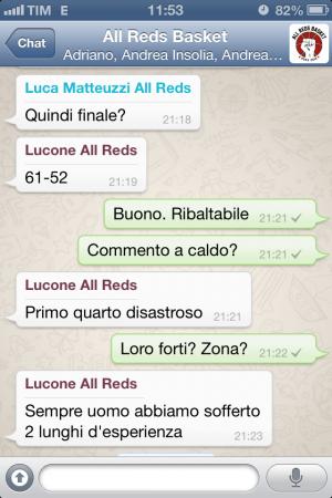 Lucone è Lucone, Matteuzzi è Matteuzzi. In fondo la vità è facile e questa didascalia inutile